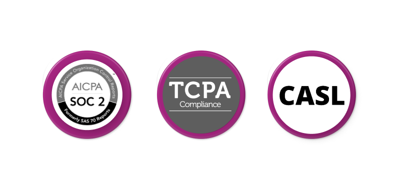 Compliance badges icon