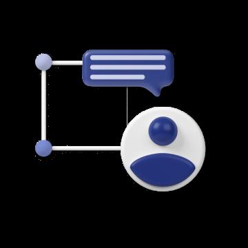 Auto-assign inbound conversations icon