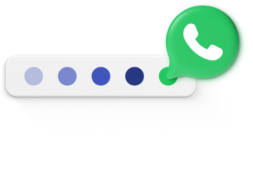 Multi-channel messaging icon