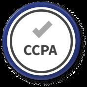 CCPA compliance badge