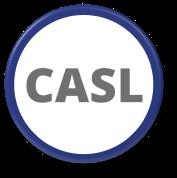 CASL compliance badge