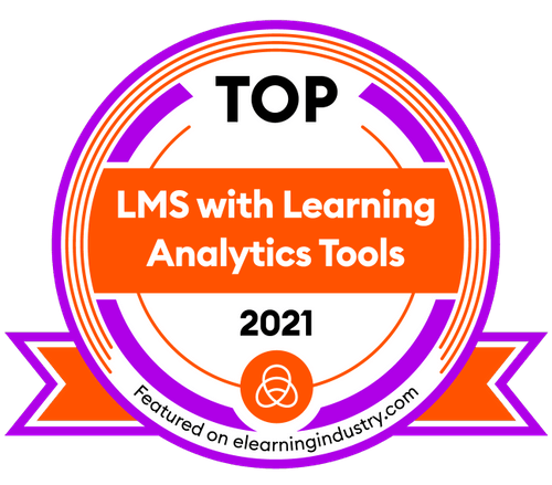 Top LMS with learning analysis tools 2021