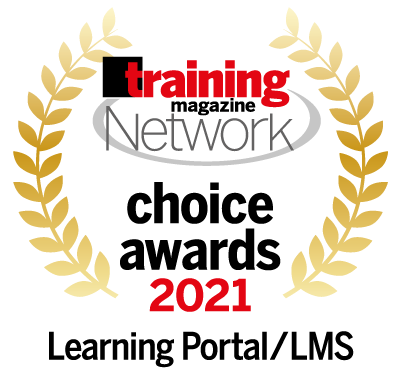 Training Network Choice Awards 2021 - Learning Portal/LMS