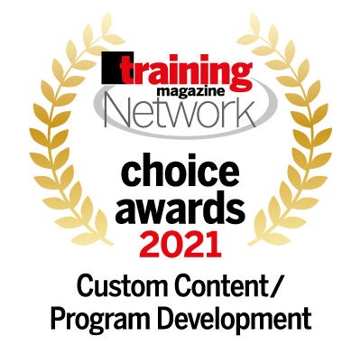 Choice awards 2021 - Custom content/Program development