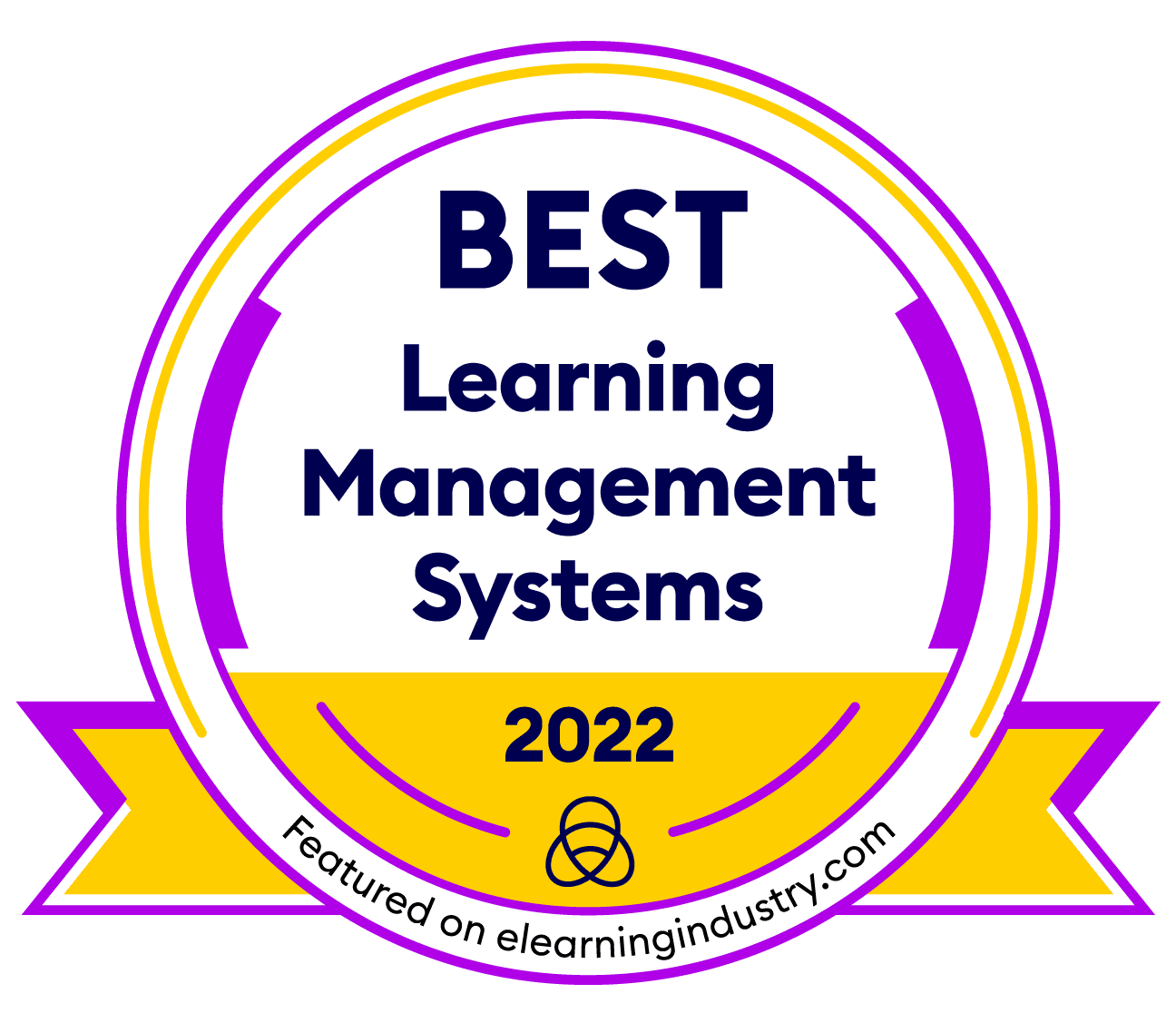 Best learning management systems award 2022