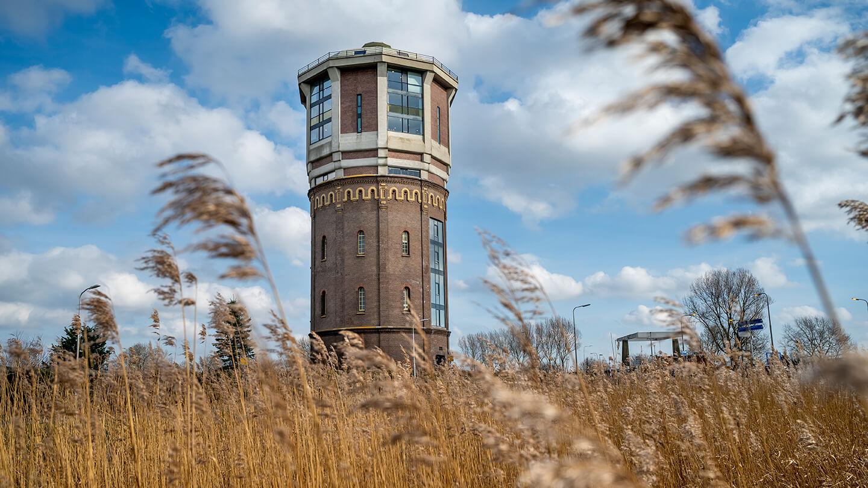 Renovatie Watertoren Assendelft