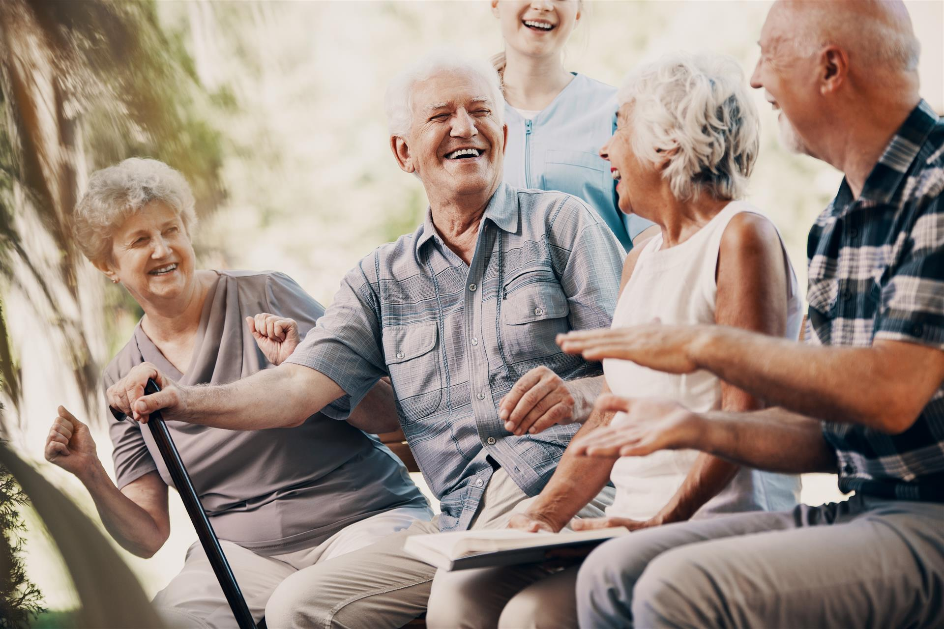 3 Ways Seniors Can Network and Find New Friends