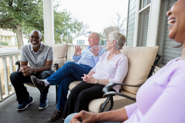 Why Socializing Is Important in a New Senior Community