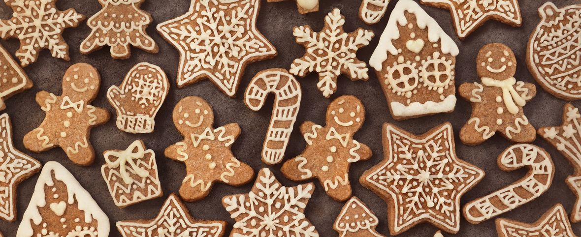 Four Non-Food Ways to Bring Gingerbread into Your Seasonal Decor