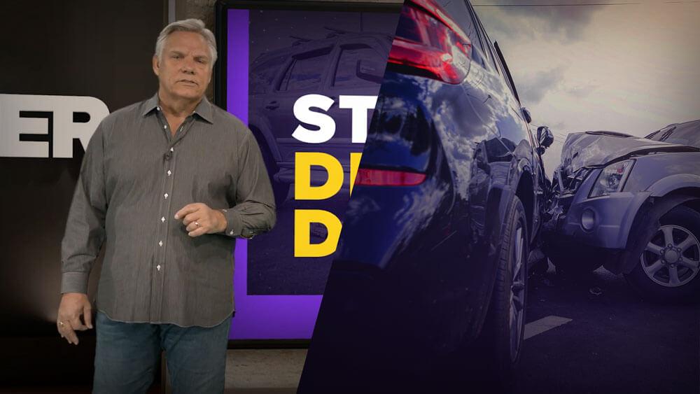 Stop Distracted Driving Video Thumbnail