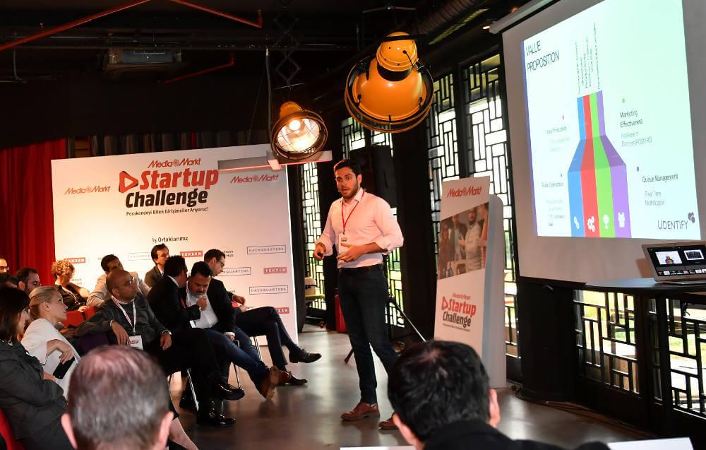 2. olan startup: Udentify