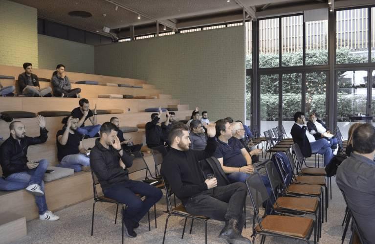 NEM Istanbul Meetup