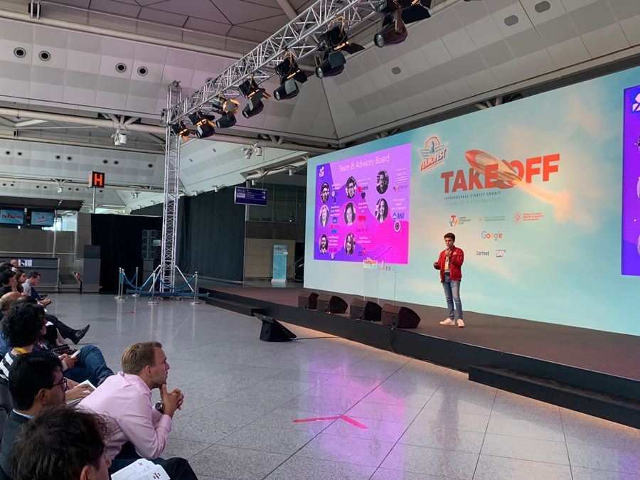 Take Off İstanbul DAY 3 Startup Pitches Image