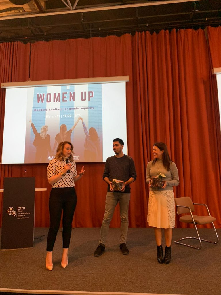 Women Up 2020 Firechat Görsel
