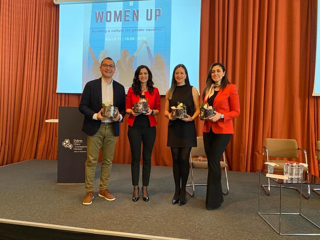 Women Up 2020 Panel Görsel
