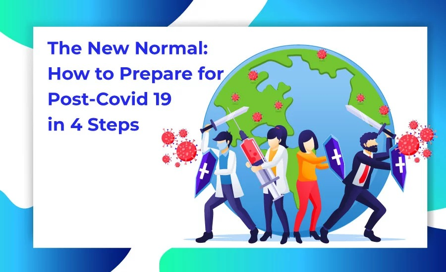 The New Normal: How to Prepare for Post-Covid 19 in 4 Steps