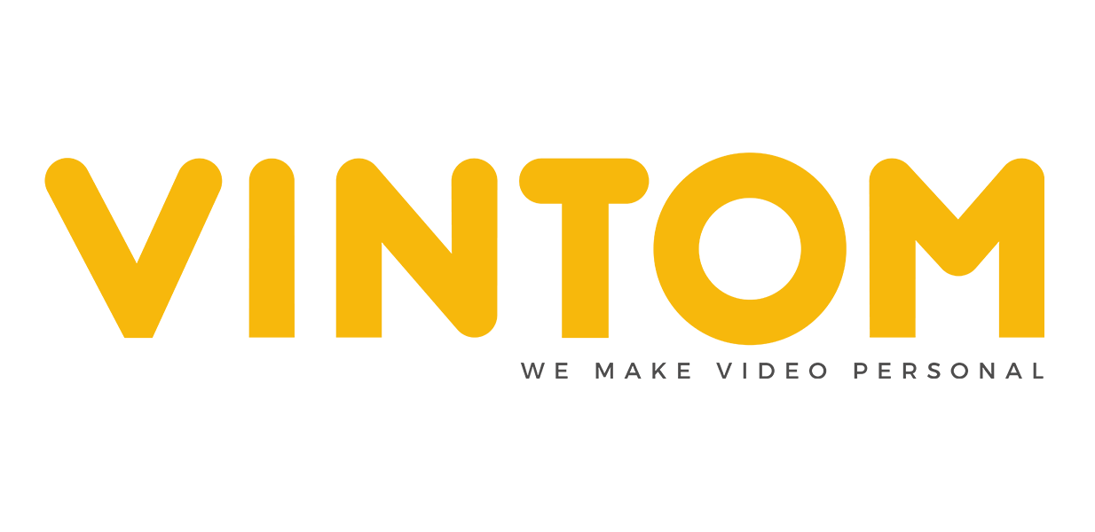 Vintom's technology allows global brands to deeply personalize video content based on the data they have about customers' behaviors, interests, and accounts.