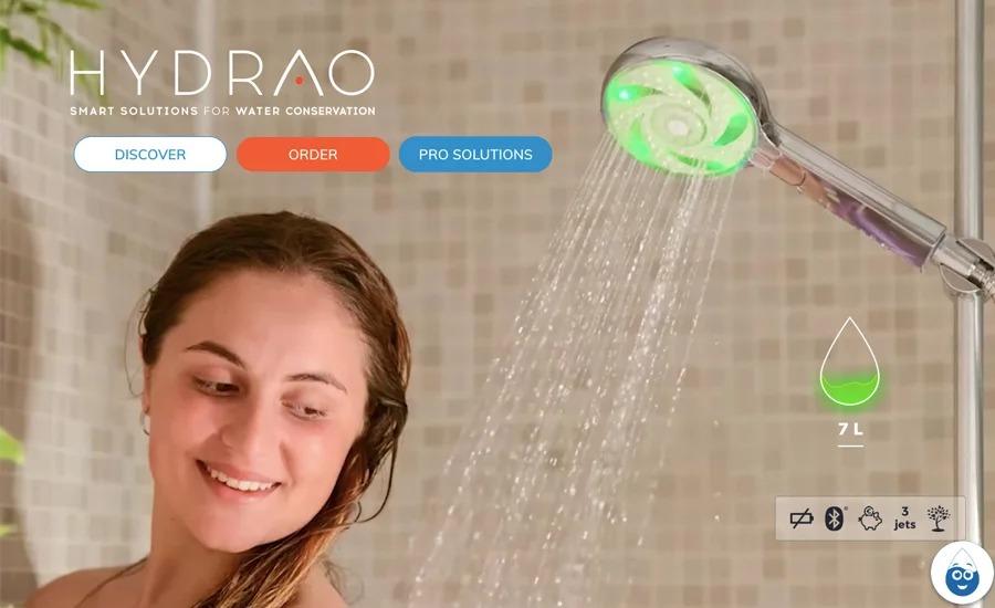 Startup Spotlight #34: Hydrao
