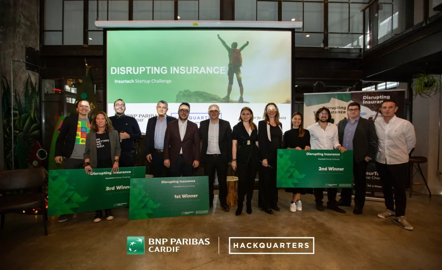 Disrupting Insurance Startup Challenge is an innovation program in lnsurTech startups aiming to make an impact in the insurance sector.