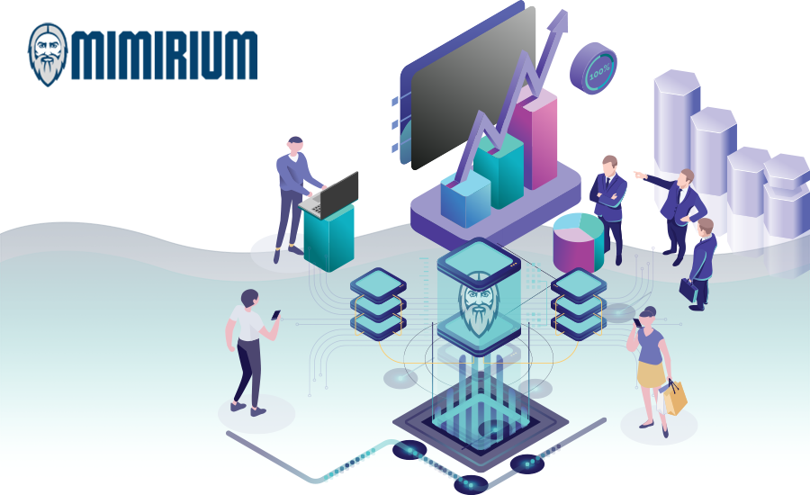 Mimirium is a software that collects user information and stores it securely on his devices. Co-founder and CEO Georgi Hristov told us about their pathway.