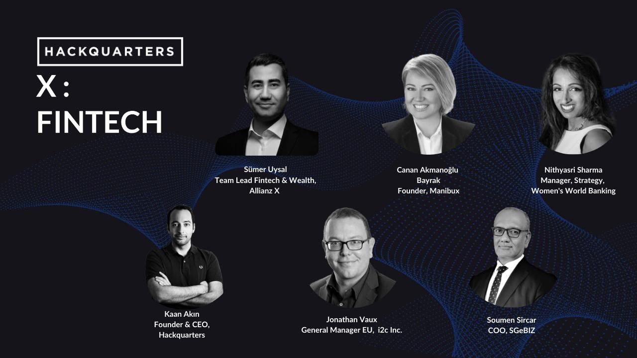 Hackquarters X | FinTech