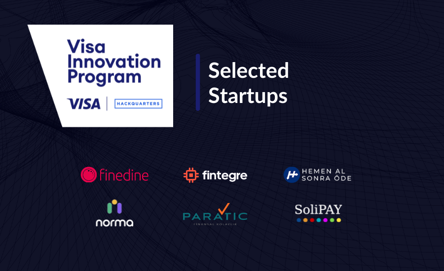 This year's new batch of Visa Innovation Program, Hackquarters, has been arranging with the partnership of Visa for three years, which has eventually started.