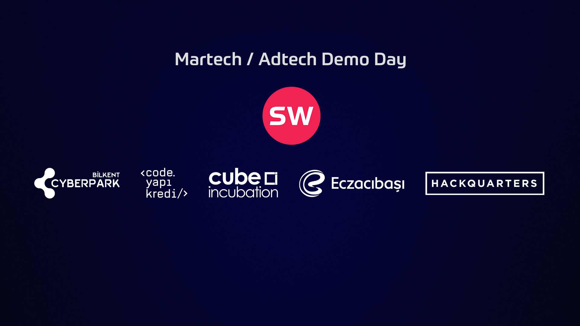 Startups.Watch Martech / Adtech Demo Day, July 2021