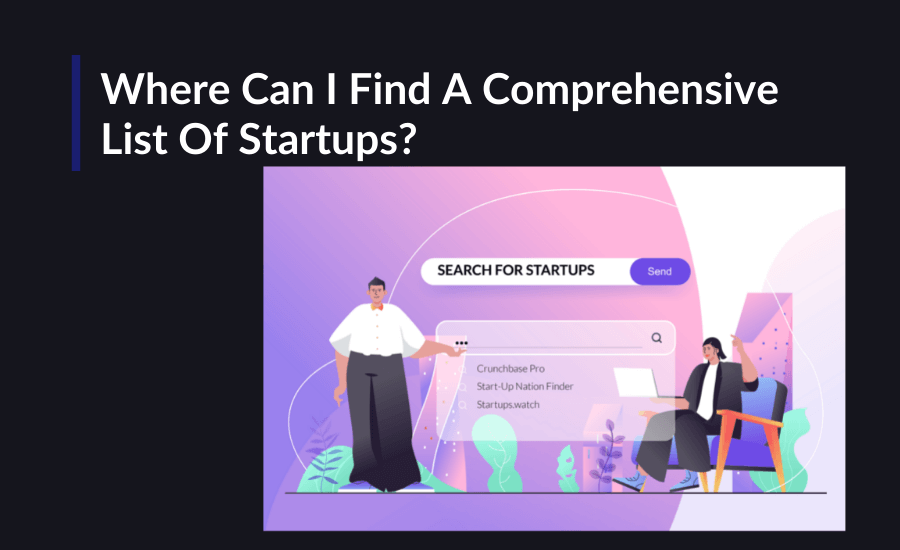 Here are some platforms that you can use to find startups around the world.