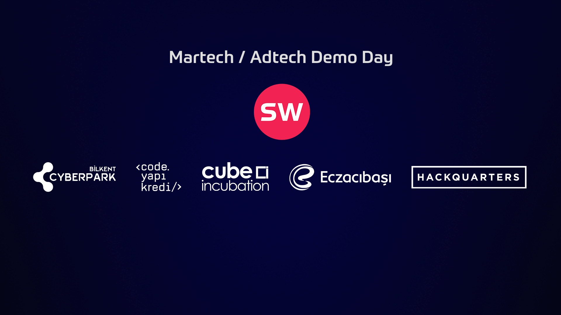Startups Watch's Demo Day help on 28 July 2021, was about Martech and Adtech.