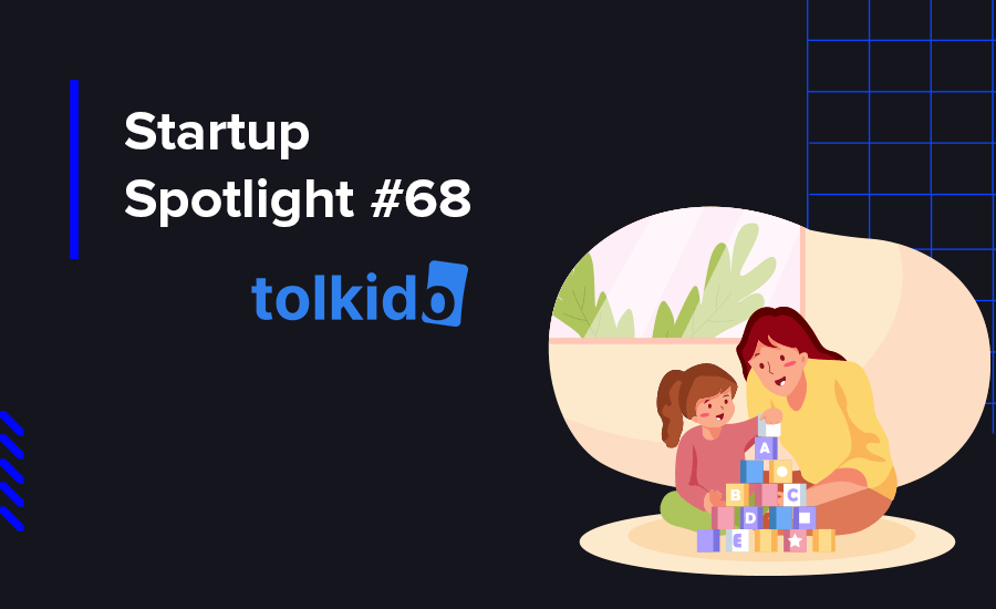Tolkido is an intelligent playmate who helps enhance children's speech & communication, abstract thinking, and fine motor skills with unique methods based on scientific background.