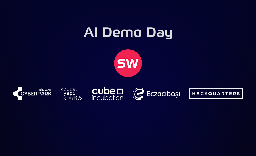 Startups Watch's Demo Day focused on artificial intelligence this month. Every month, these demo days will focus on different categories of startups.