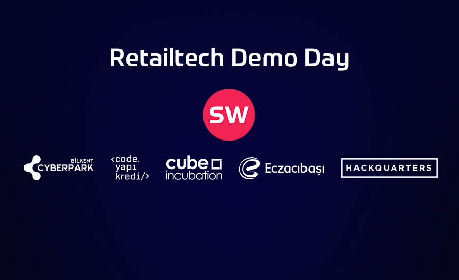 Startups. Watch's Demo Days is a series of events to showcase the most promising startups in the Turkish ecosystem presenting their solutions in various sectors.