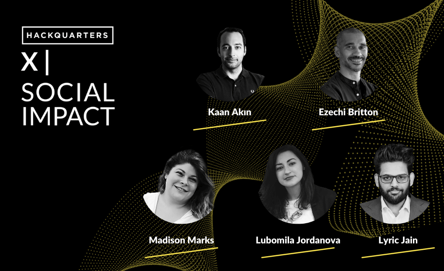 Topics covering #SocialImpact were put on the table during Hackquarters X | Social Impact online event held on 27 April.