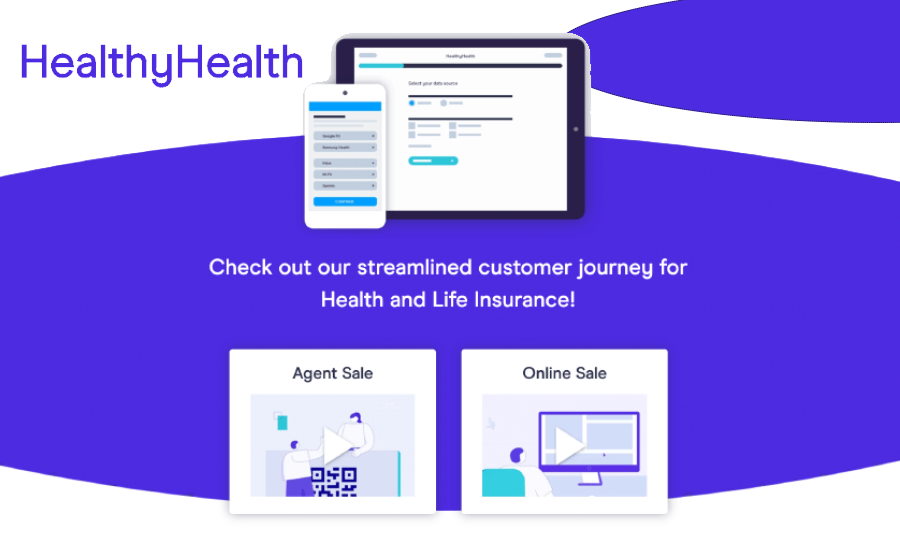 HealthyHealth brings its personalized solution to medical underwriting processes.Salman Mohammad, Head of Partnerships at HealthyHealth, told us about their journey.
