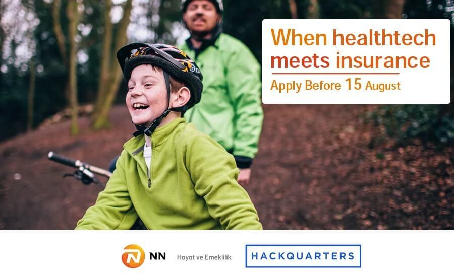 When Healthtech Meets Insurance Online Startups Challenge
