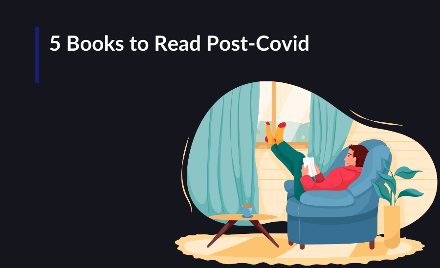 6 Books to Read for Startups During Covid-19 - Updated