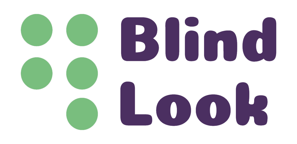BlindLook provides freedom for blind people in social life by making restaurants and restaurant menus accessible for them.
