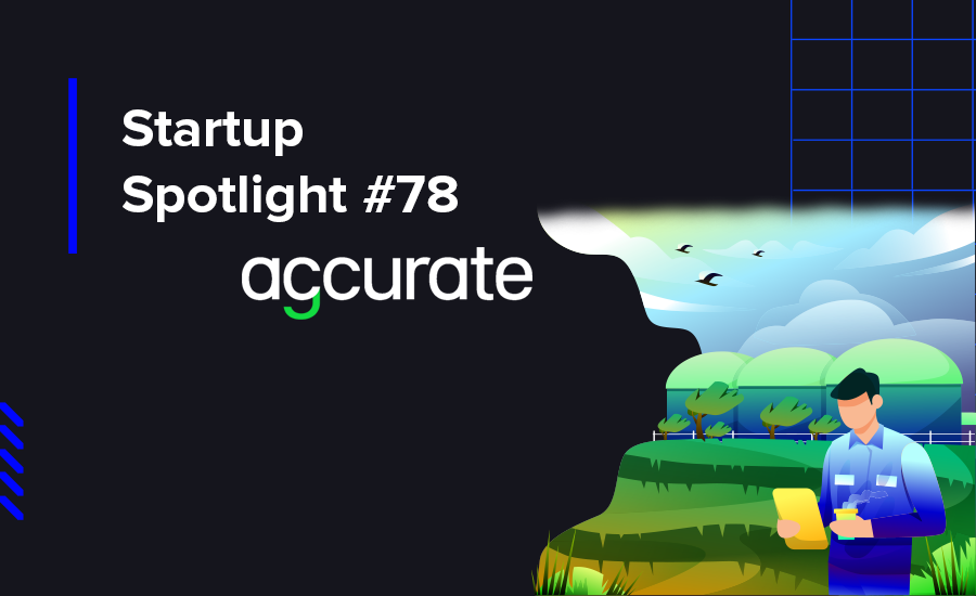 Agcurate delivers accurate, rich, and periodical rural intelligence to agri-businesses