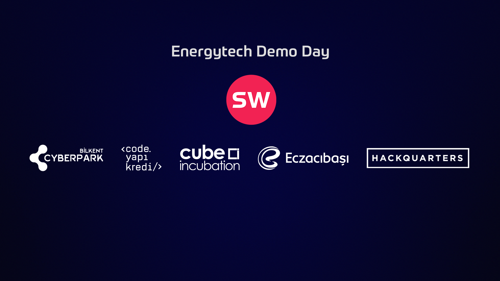 Startups Watch's Demo Day, about Energytech was held on 25 August.