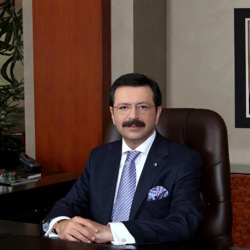 M. Rıfat Hisarcıklıoğlu
