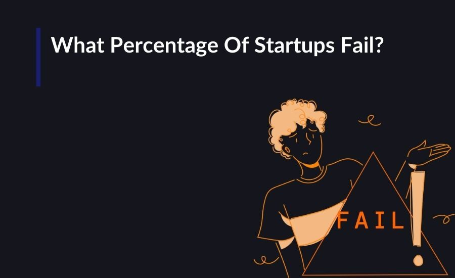 Why do startups fail? How many of them fail? Let's dive into the reasons.