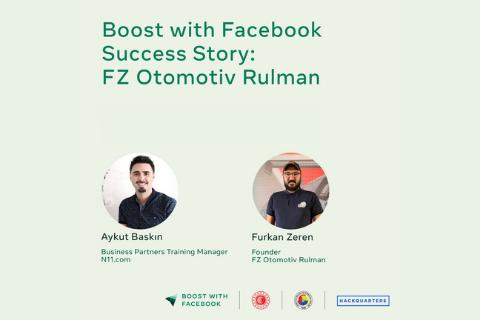 FZ Otomotiv ve Rulman'dan Furkan Zeren ile bu keyifli sohbette Facebook ve N11 araçlarını kullanarak ilerlediği başarı serüvenini dinleyeceğiz