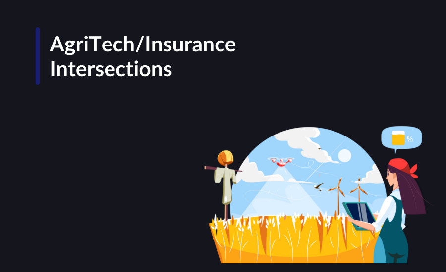 Let's find out what the contribution of insurance and technology are, as a source of sustainable finance in agriculture and breeding livestock.