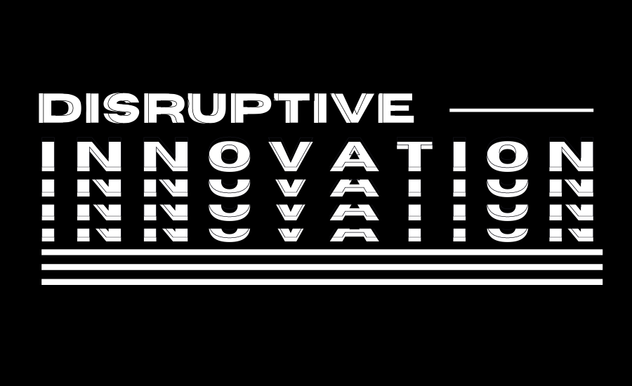 Let's dig into three examples of disruptive innovation, and see how their process evolved.