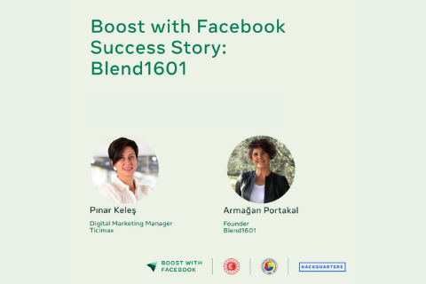 Blend1601'in kurucusu Armağan Portakal ile bu keyifli sohbette Facebook ve Ticimax araçlarını kullanarak başarılı olma serüveninden bahsedeceğiz.