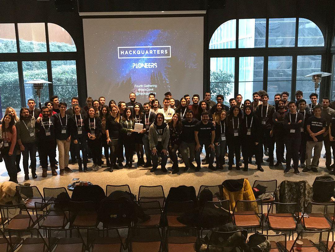 Hackquarters Pioneers Photo