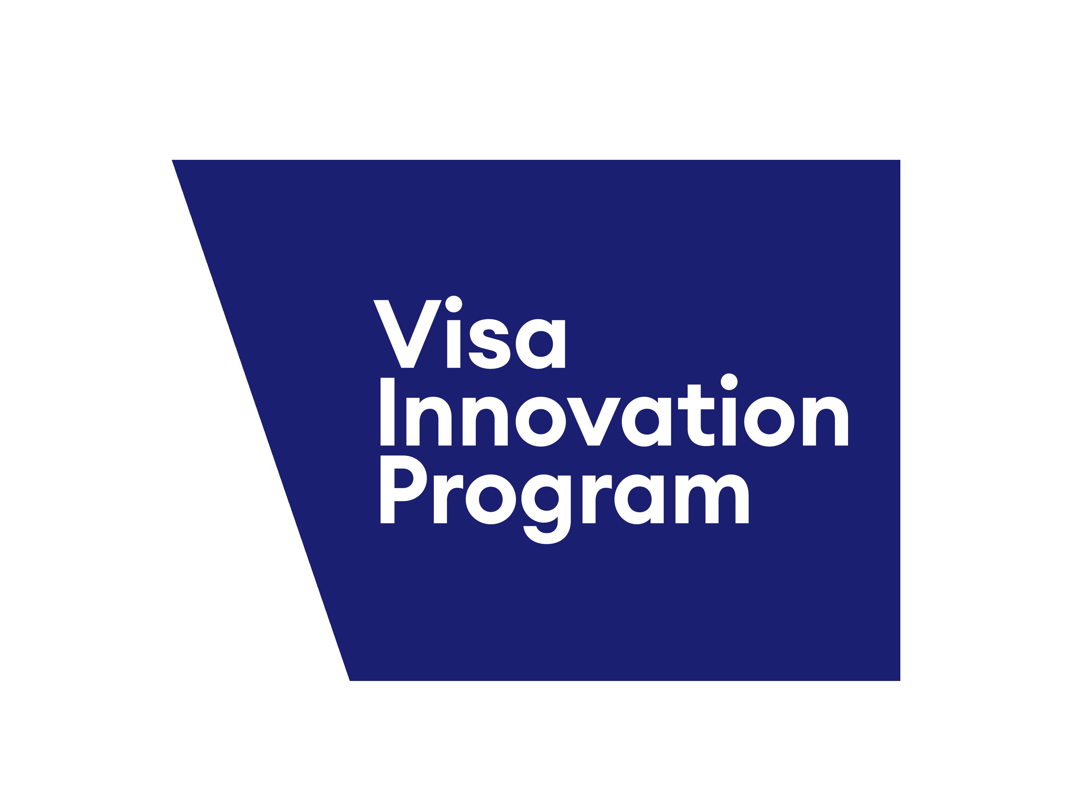 Visa Innovation Program Logo