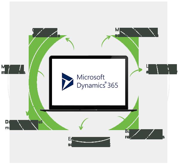microsoft multi-entity growth