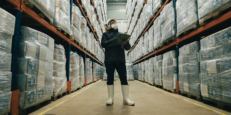 Dynamics 365 for wholesale and distribution industry