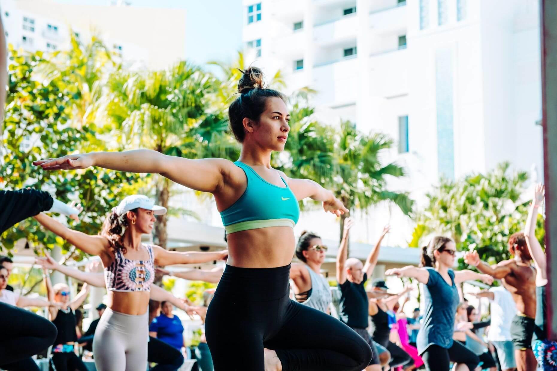 2021 Miami Yoga Studios